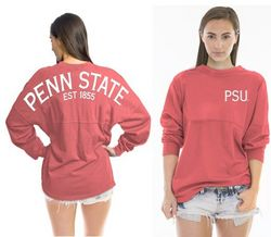 penn_state_spirit_football_shirt_coral_est_1855_nittany_lions_psu_p6628